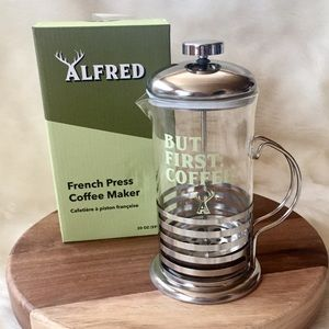 Alfred French coffee press